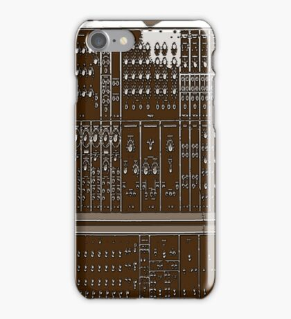 System iPhone Case/Skin