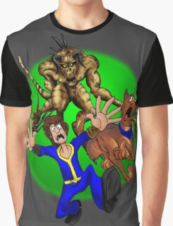 Dogmeat Doo! Graphic T-Shirt