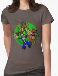Dogmeat Doo! Womens Fitted T-Shirt