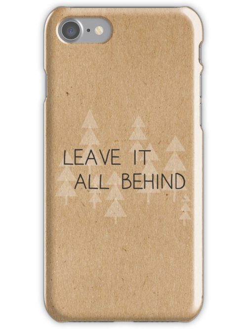 Leave It All Behind by Fiona Christensen