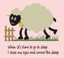 Little Sheep Kids Tee