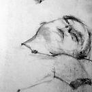 Life Drawing Study 11. by nawroski .