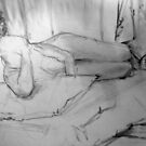 Life Drawing Study 12. by nawroski .
