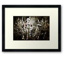 I Can See Forever! Framed Print