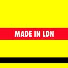 "MALDÉR ""Made In LDN"" iPhone/iPod Touch Case by MALDÉR London"