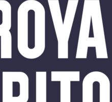 Vintage Royal Triton Motor Oil Sticker