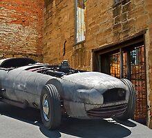 193X WTH IZIT Race Car I by DaveKoontz