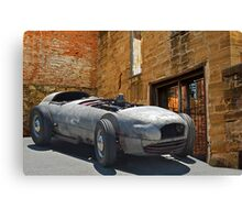 193X WTH IZIT Race Car I Canvas Print