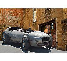 193X WTH IZIT Race Car I Photographic Print