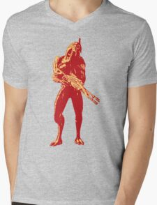 Legion II Mens V-Neck T-Shirt