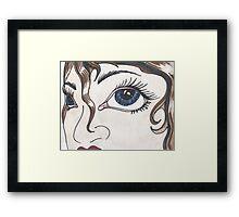 See origonal  Framed Print