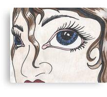 See origonal  Canvas Print