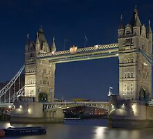Tower Bridge London by ShortyC96