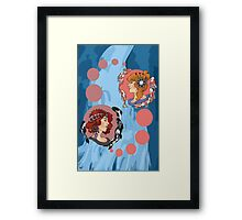 THE REDHEADS #1 Framed Print