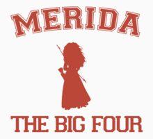 Team Merida by drfrankensara
