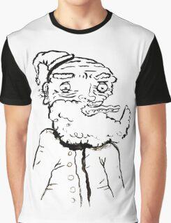 Ugly Santa 3 Graphic T-Shirt