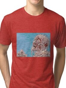 Zombie 1 Tri-blend T-Shirt