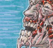 Zombie 1 Sticker