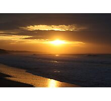 Sunrise over Point Lonsdale Photographic Print