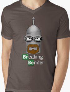 Breaking Bender Mens V-Neck T-Shirt