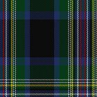 01610 Australian Federal Police Tartan Fabric Print Iphone Case by Detnecs2013