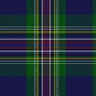 01611 Australian National District Tartan Fabric Print Iphone Case by Detnecs2013