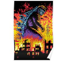 King of the Monsters Poster