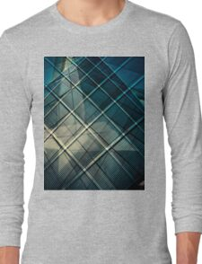 abstract architecture 1 Long Sleeve T-Shirt