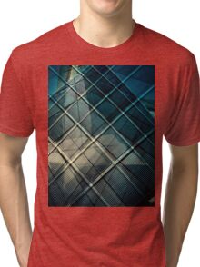abstract architecture 1 Tri-blend T-Shirt