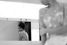 Through the Miror by Alfredo Estrella