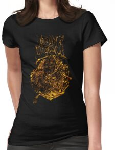 Tomb Of Flesh Womens Fitted T-Shirt