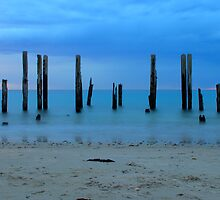 Pt Willunga by Madelaine Bleckly