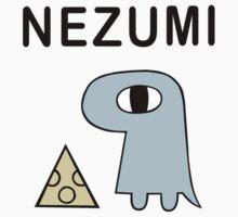 Nichijou Yuuko's Nezumi t-shirt by vergil