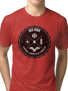 Ace High Tri-blend T-Shirt