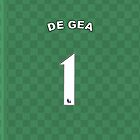 DAVID DE GEA case by morigirl