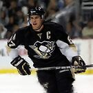 Pittsburgh Penguins Sidney Crosby by art-hammer