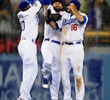 Los Angeles Dodgers by art-hammer