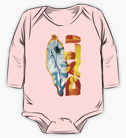 Angry Dali Kids Clothes