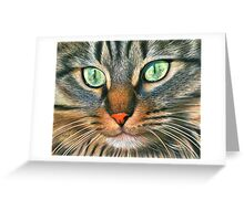 Lucy Greeting Card