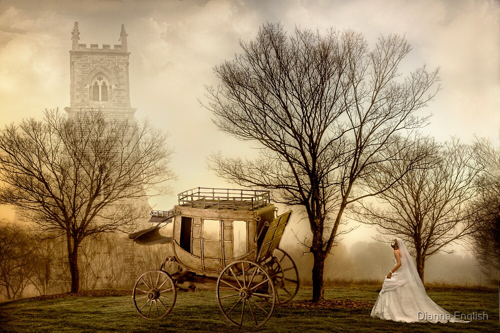 To the Church by Dianne English