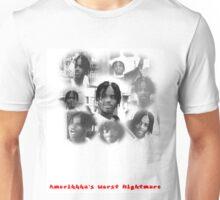 O DOG AKA AMERIKKKA'S WORST NIGHTMARE Unisex T-Shirt