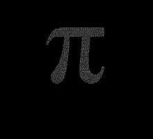 Pi Typography by Doyle1995