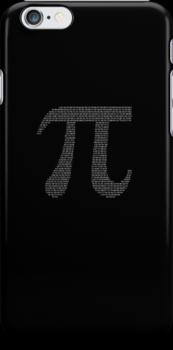 Pi Typography by Doyle1995