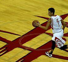 Rockets Jeremy Lin by art-hammer