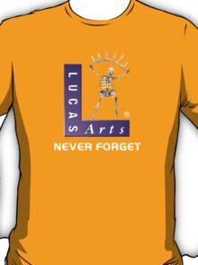RIP LucasArts T-Shirt