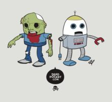 Zombie+Bot by Will Wood