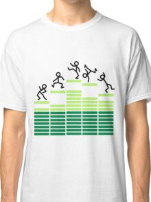 Dancing on the Equalizer Classic T-Shirt