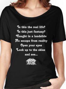 Queen - Bohemian Rhapsody Women's Relaxed Fit T-Shirt