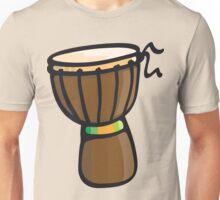 Djembe Drum Unisex T-Shirt