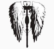 Crossbow wings   Women's T-Shirt